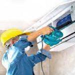 تنظيف وصيانة المكيفات