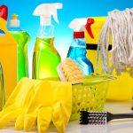 مواد النظافة